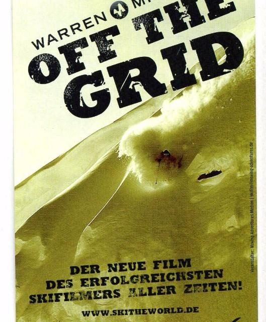 """""""Off The Grid"""" not on target."""