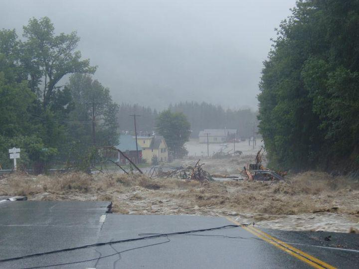 Pix from the Vermont Flood