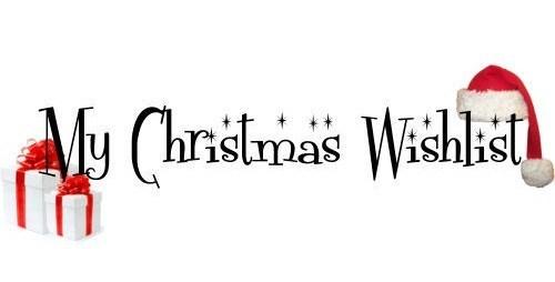Dear Santa….