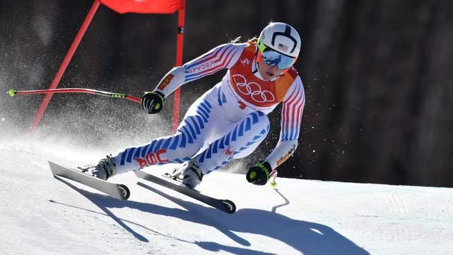 Why I'm a little in love with Lindsey Vonn.