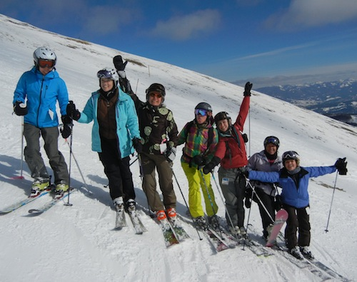 Women's Ski Clinics: The '13/'14 List