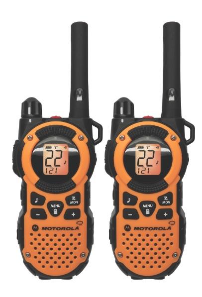 Gear Review: Motorola Talkabout Two Way Radio
