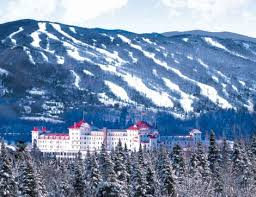 Diva Safari, Day #8: Bretton Woods