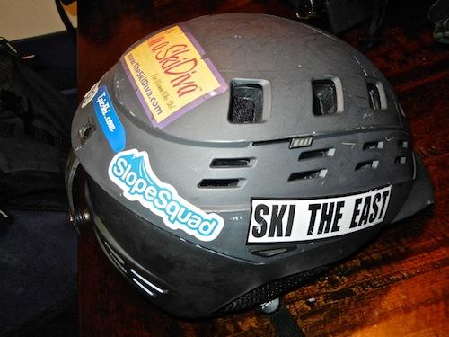 How to dress up a helmet.