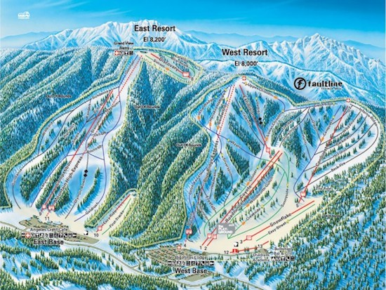 Win a season pass from Mountain High Resort