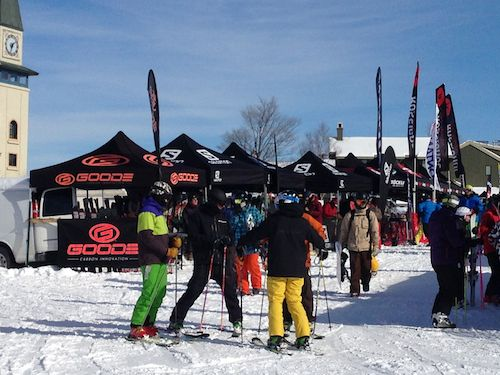 Demo Days at Stratton, VT