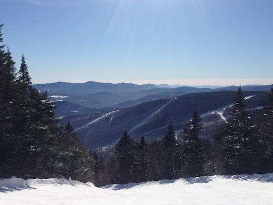 Sugarbush ski area, VT