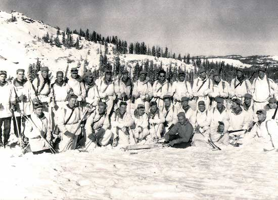 10th Mountain Division, WWII, Camp Hale, CO