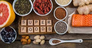Ten Super Foods You Really Should Eat.