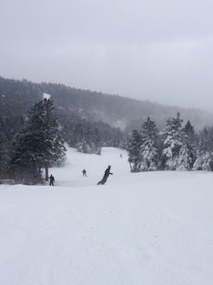Lookin' good at Killington