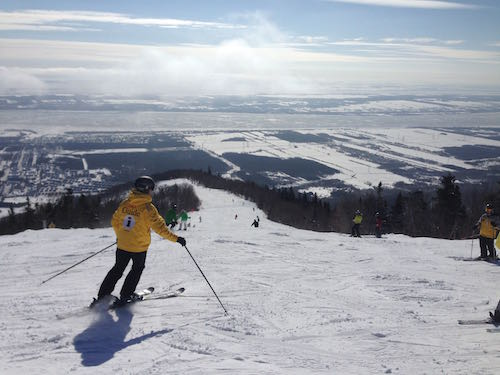 Oui, Ski Quebec!