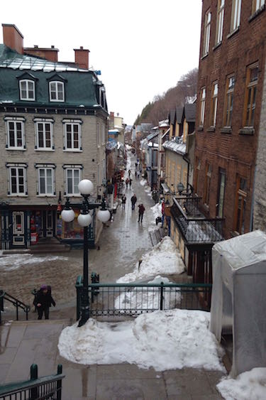 Old City, Quebec