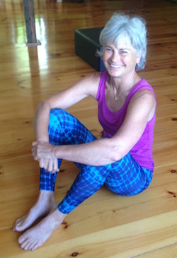 Karen Dalury Killington Yoga