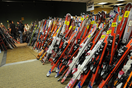 How to pick out used skis.