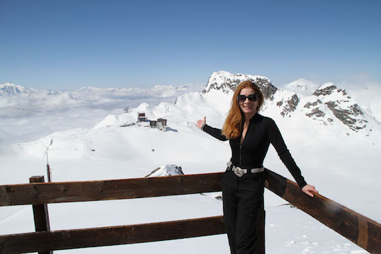 Heather at Verbier