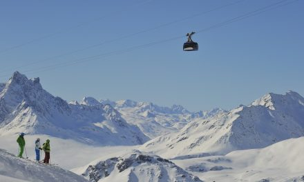 Eleven of the world's scariest ski lifts.