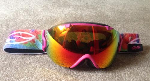 My Smith IO/S goggles.