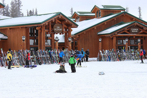 Outpost Lodge, photo from Vail Resorts
