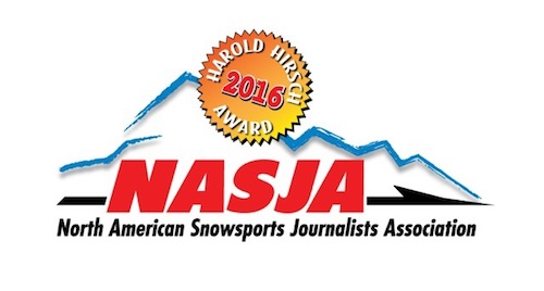 TheSkiDiva Wins the Harold S. Hirsch Award for Best Ski Blog!