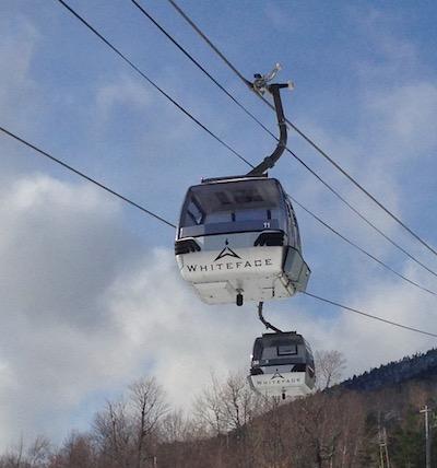 Whiteface gondola.