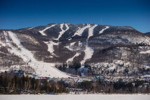Oui, Ski Mont Tremblant!
