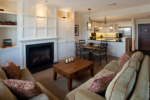 Clay Brook Living Room