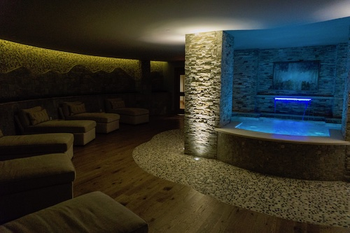 The Serenity Room in the Hermitage Spa