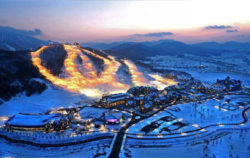 Winter Olympic Prep 101: What you may not know about South Korea & Skiing.