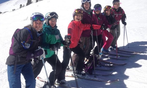 Things every woman skier should know.