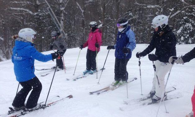 Women's Ski Clinics, '18-'19