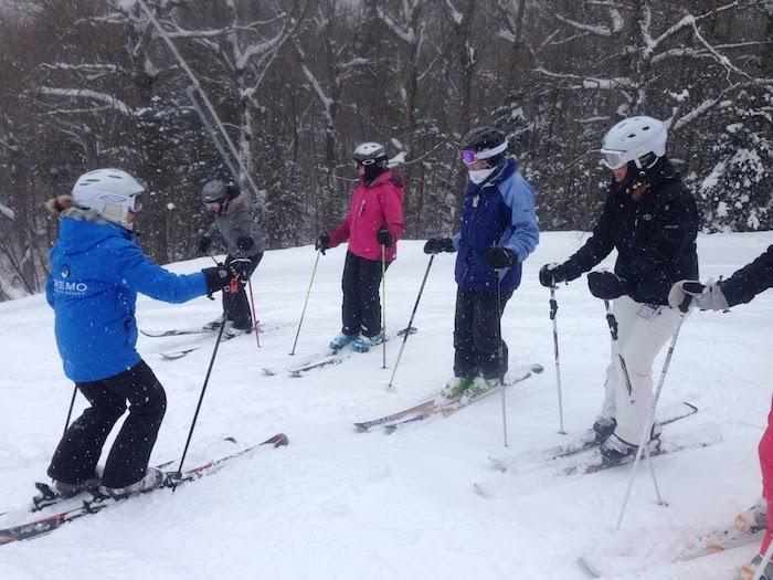 Women's Ski Clinics, '19-'20
