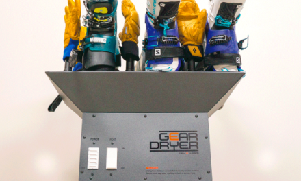 Gear Review: GearDryer ski boot & glove drying system.