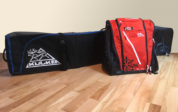 Gear Review: Kulkea's Kantaja Ski Bag and SP Pro Boot Bag