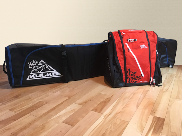 Gear Review: Kulkea's Kantaja Ski Bag and SP Pro Boot Bag