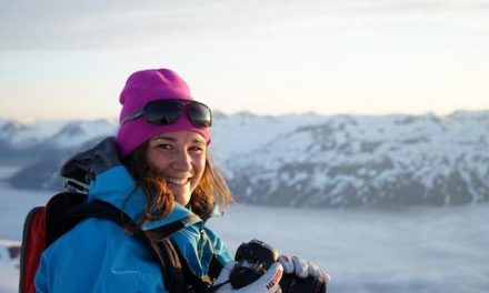 "The ski film ""DREAM JOB"" is hysterical. Here's a chat with its producer, Colleen Gentemann."