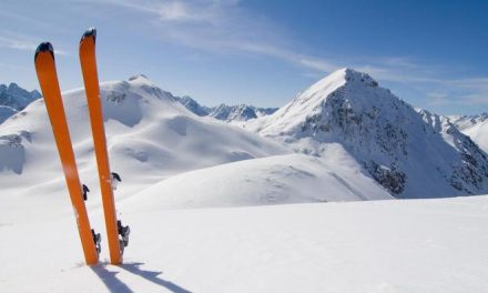 Getting Your Head In Shape for Ski Season.