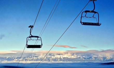 You're stuck on a chairlift. Now what?