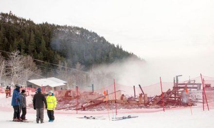 Fire on the mountain: when ski resorts burn.
